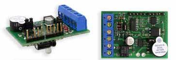 Плата управления электромагнитными замками ТехКом TL-K